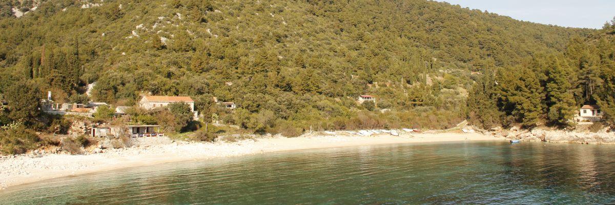 Korčula - plaža